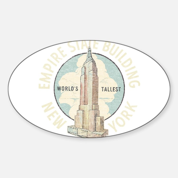 Empire State Decal