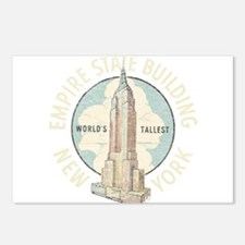 Empire State Postcards (Package of 8)
