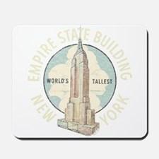Empire State Mousepad