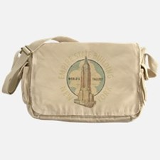 Empire State Messenger Bag