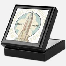 Empire State Keepsake Box