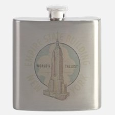 Empire State Flask