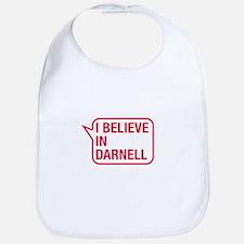 I Believe In Darnell Bib