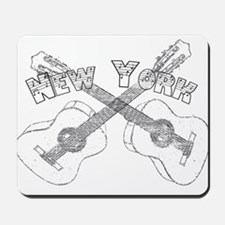 New York Guitars Mousepad
