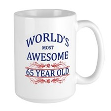 World's Most Awesome 65 Year Old Ceramic Mugs