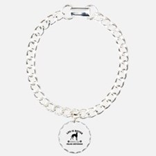 Life is better with Italian Greyhound Bracelet