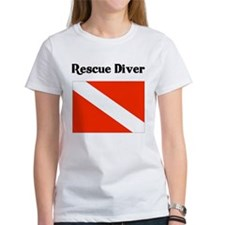 Rescue Diver Tee
