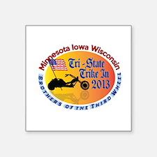 Tri-State Trike In 2013 Sticker