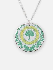 Vintage Raleigh North Carolina Necklace