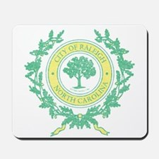 Vintage Raleigh North Carolina Mousepad
