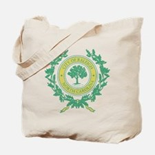 Vintage Raleigh North Carolina Tote Bag
