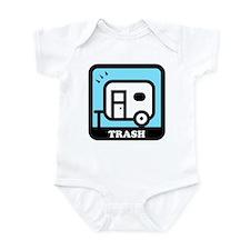 Cute Funny rv Infant Bodysuit