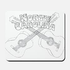 North Carolina Guitars Mousepad