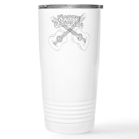 North Carolina Guitars Travel Mug