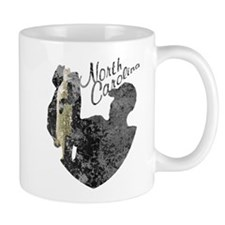 North Carolina Fishing Mug