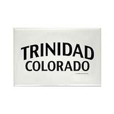 Trinidad Colorado Rectangle Magnet