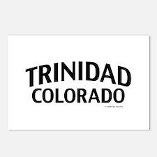 Trinidad Colorado Postcards (Package of 8)