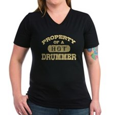 Property of a Hot Drummer Shirt
