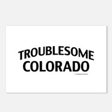 Troublesome Colorado Postcards (Package of 8)