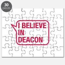 I Believe In Deacon Puzzle