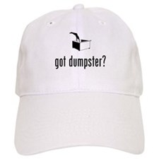 Dumpster Diving Baseball Cap