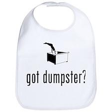 Dumpster Diving Bib