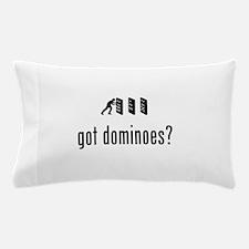 Dominoes Pillow Case
