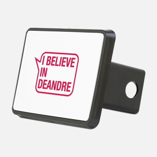 I Believe In Deandre Hitch Cover