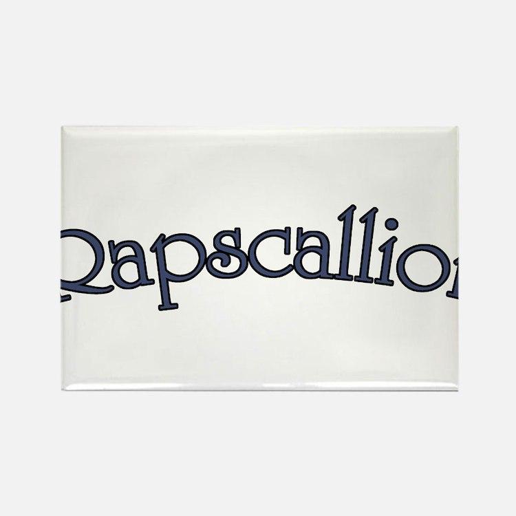 rapscallion.png Rectangle Magnet