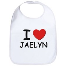 I love Jaelyn Bib