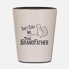 The Grandfather Shot Glass
