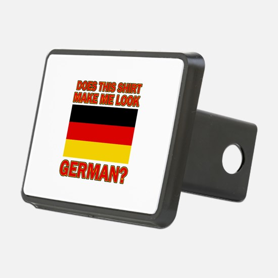 German flag designs Hitch Cover
