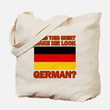 German flag designs Tote Bag