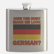 German flag designs Flask