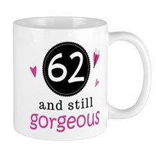 62nd Birthday Gorgeous Mug