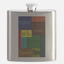 Just be.. poster large Flask