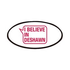I Believe In Deshawn Patches