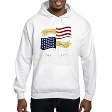 Patriot Pride and Glory Hoodie