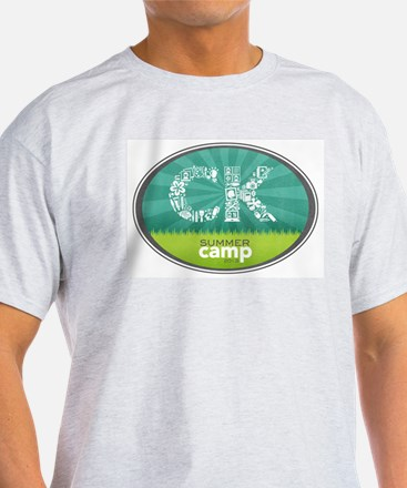 CK Summer Camp 2013 Logo T-Shirt