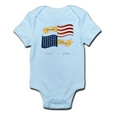 Patriot Pride and Glory Body Suit