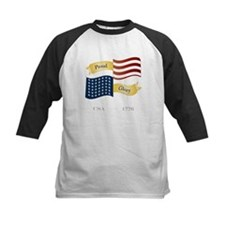 Patriot Pride and Glory Baseball Jersey