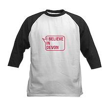 I Believe In Devon Baseball Jersey