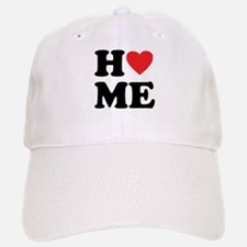 Home Is Where The Heart Is Baseball Baseball Baseball Cap
