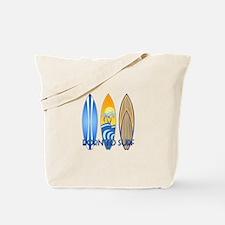 Born 2 Surf Tote Bag