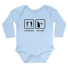 Cliff Diving Long Sleeve Infant Bodysuit