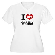I love my Albino Mouse T-Shirt