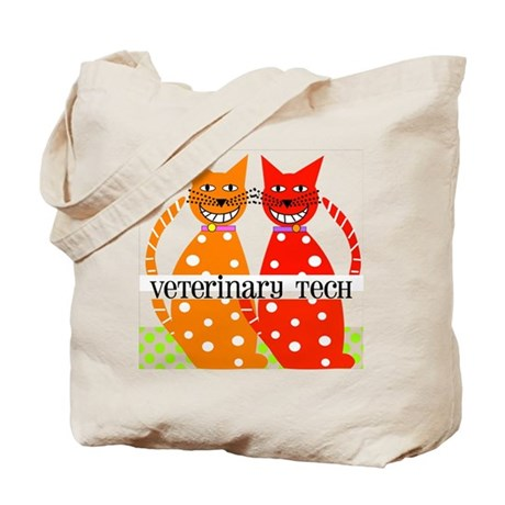 vet tech 3 Tote Bag
