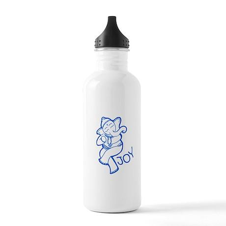 Dancing Ganesh Water Bottle