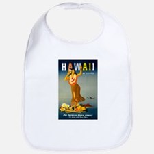 Vintage Hawaiian Travel Bib