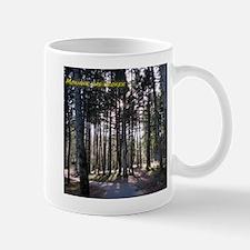 Morning has broken... Mug